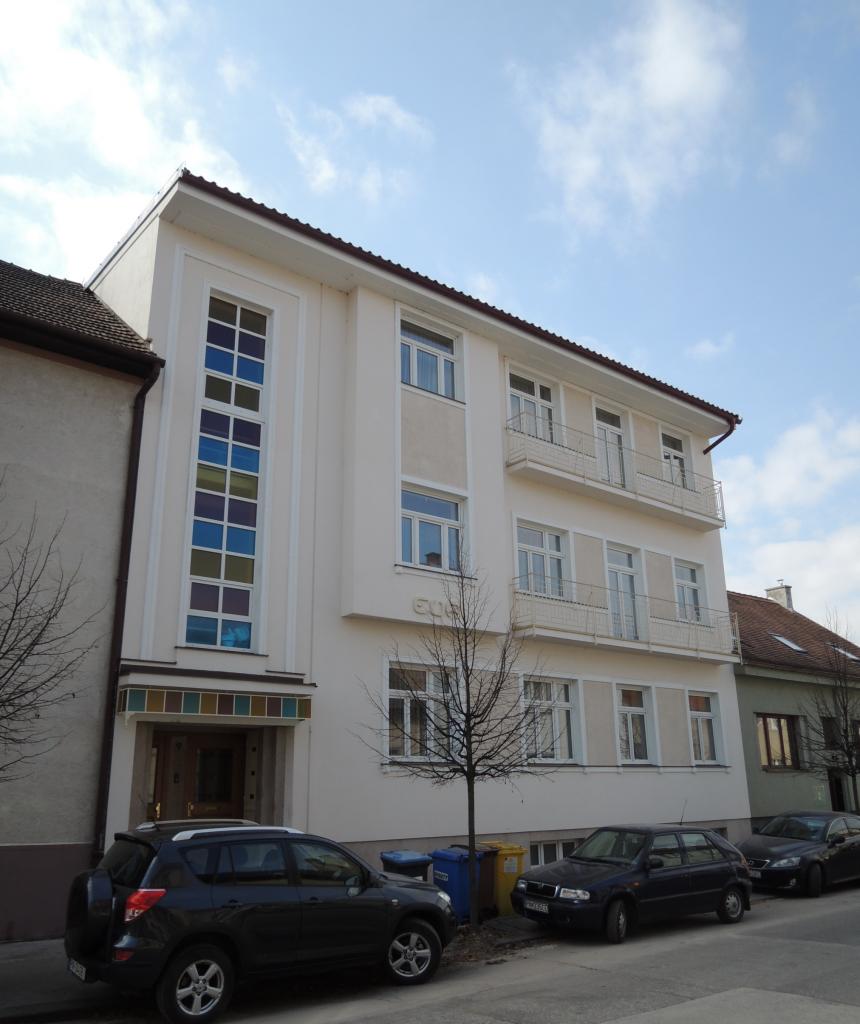 Nadstavba a rekonštrukcia bytového domu
